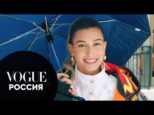 73 вопроса Хейли Бибер | Vogue Россия