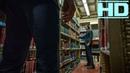 Драка в Библиотеке Джон Уик 3 2019 HD