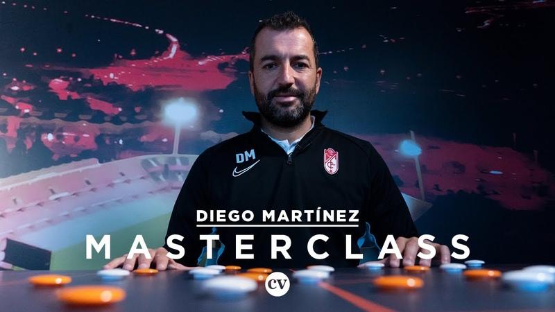 Diego Martínez La Liga Tactics Villarreal 4 4 Granada Masterclass