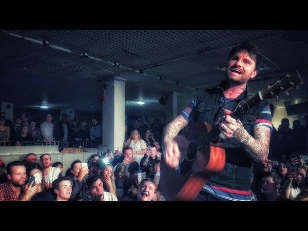 Lower Than Atlantis - Another Sad Song Live at The Lemon Tree, Aberdeen, England 5082018