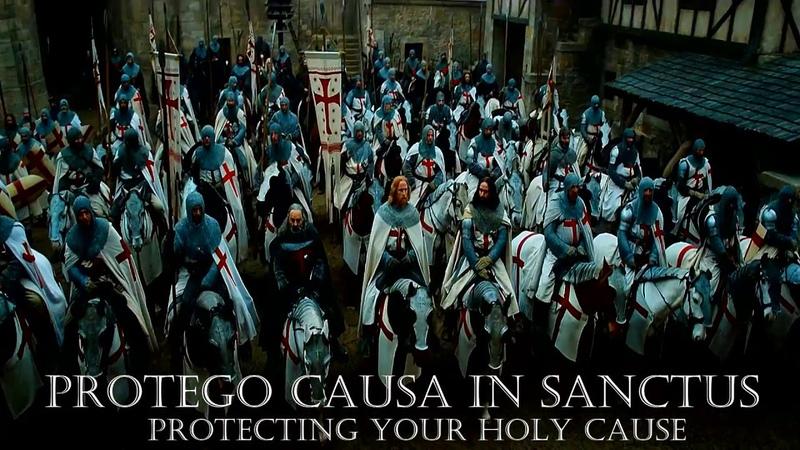 ✞ March Of The Templars ~ Music Video ~ English Latin Subtitles ~ Deus Vult ✞
