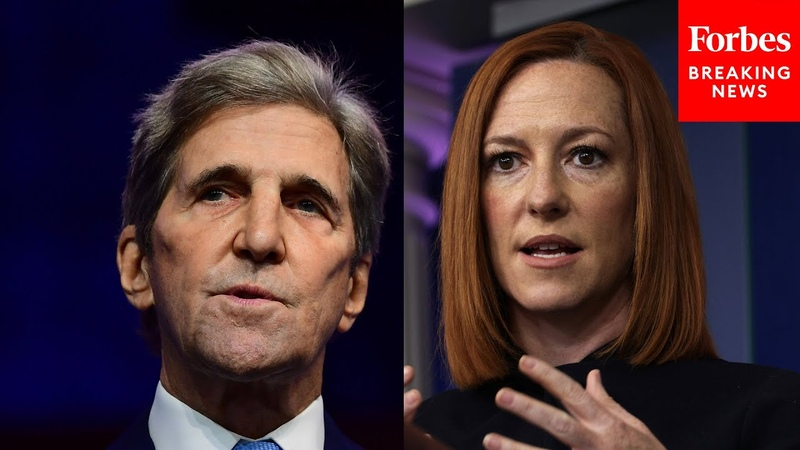 Jen Psaki Asked Directly About Reports That John Kerry Allegedly Revealed Sensitive Info To Iranians