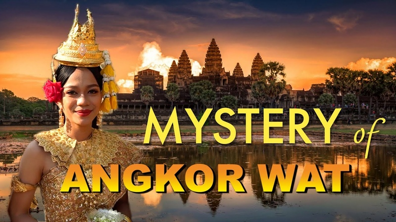 Travel to Cambodia Mystery of Angkor Wat Apsara Show at the wedding in the temple