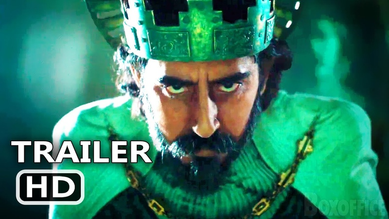THE GREEN KNIGHT Official Trailer 2 2021 Dev Patel Alicia Vikander Movie HD