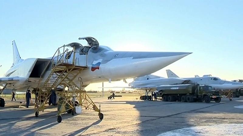 Трое летчиков погибли врезультате нештатного срабатывания системы катапультирования бомбардировщика Ту 22М3 Новости Первый канал