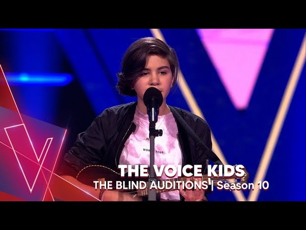 Lyra Happy The voice Kids 2021 The Blind Auditions Season 10