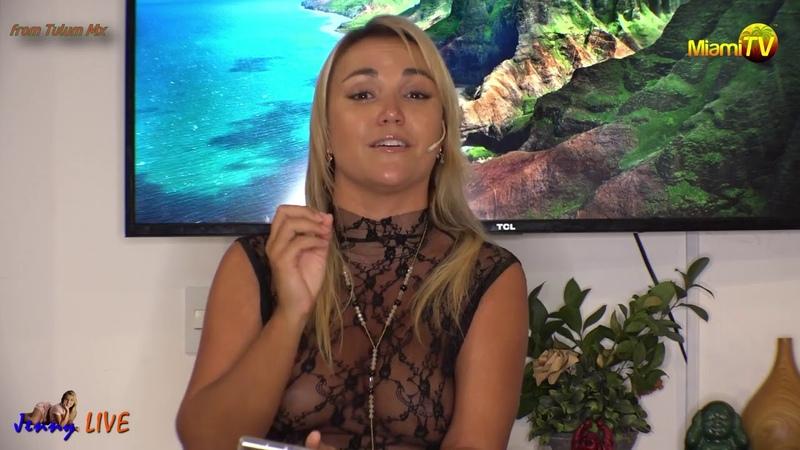 Miami TV Jenny Live Jenny Scordamaglia