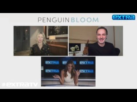 Andrew Lincoln on 'The Walking Dead' Movies Plus He Talks 'Penguin Bloom' with Naomi Watts