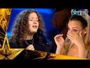 Esta niña se lleva el Pase de Oro CANTANDO el PADRE NUESTRO Audiciones 5 Got Talent España 2021