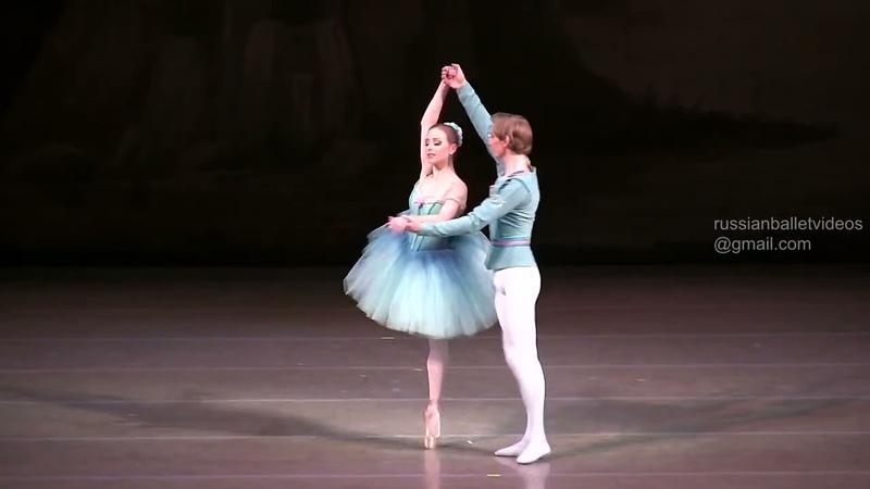 3rd Concert 2015 Vaganova Grad Raymonda Anastasia Lukina Laurencia Yelena Solomyanko Olga Makarova