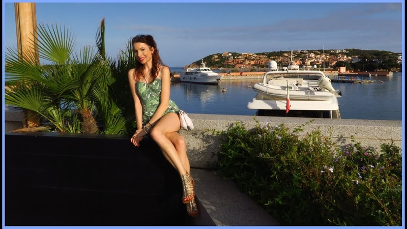 Sailing From La Maddalena To Porto Cervo Sardinia Most Expensive Marina