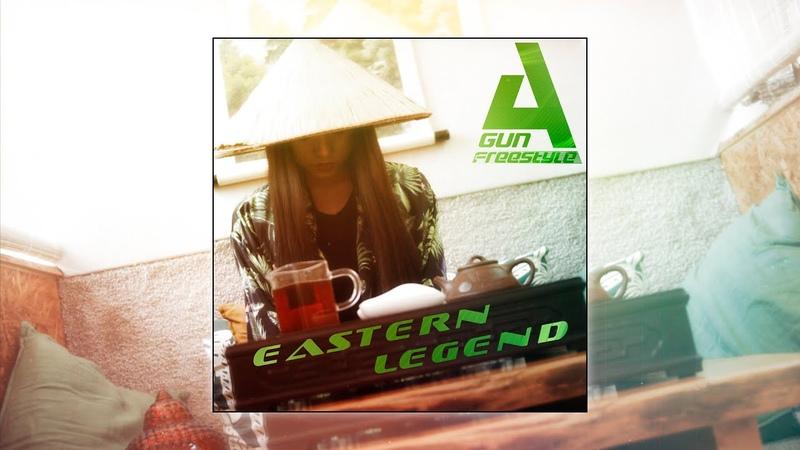 AGun - Eastern Legend [ Electro Freestyle Music ]