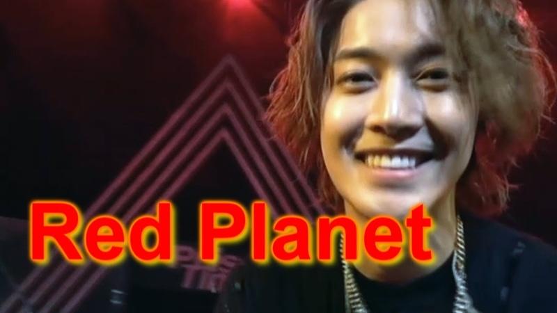 Kim Hyun Joong Prism Time Red planet- Первый концерт. 2021г.