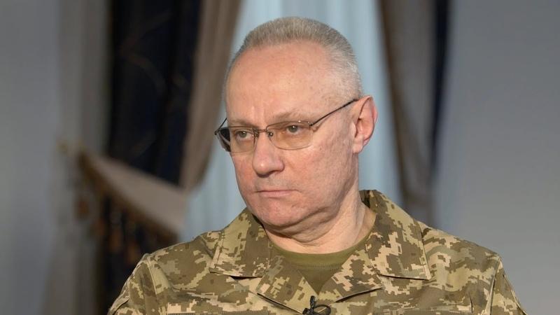 Главнокомандующий ВСУ Хомчак о том может ли начаться большая война с Россией