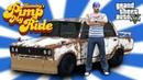 ТАЧКУ НА ПРОКАЧКУ - РУССКИЙ ЧЕБУРЕК GTA 5 Online пародия 9