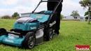 18V X2 36V LXT® Lithium‑Ion Brushless Cordless 21 Self‑Propelled Lawn Mower DLM532