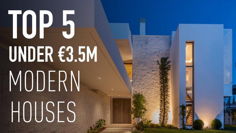Top 5 Modern Houses in Marbella under €3 5M Drumelia Real Estate