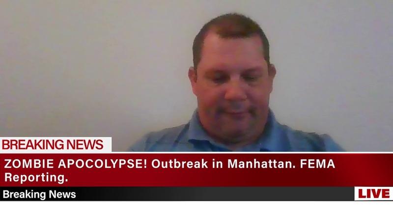 FEMA Zombie Apocalypse Public Health HCA 415