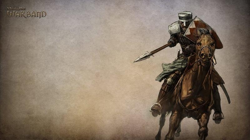 СРАЖАЮСЬ НА АРЕНЕ В Mount Blade Warband! КАЧАЕМ ПЕРСА!