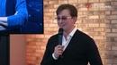 Мастер-класс Сергея Безрукова в Высшей Школе «Останкино»