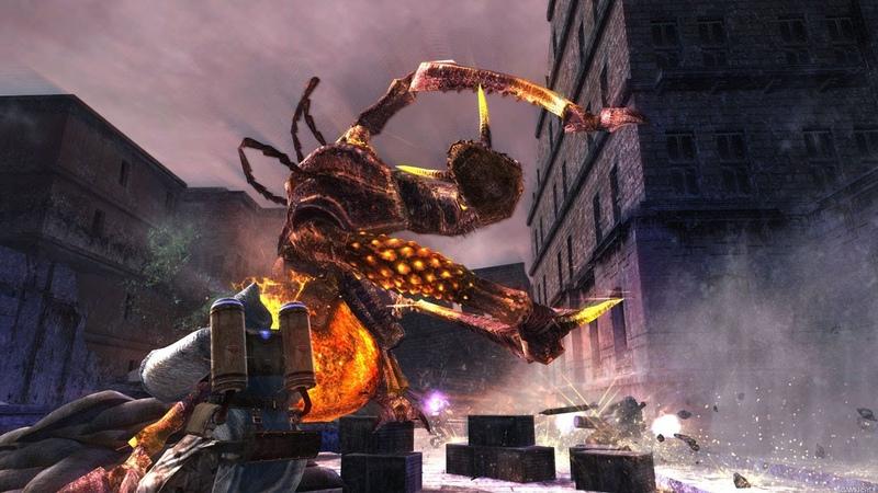 LOST PLANET COLONIES AKRID HUNTER 2021 EP4 Chryatis gameplay