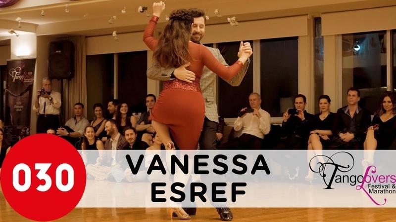 Vanessa Gauch and Esref Tekinalp – Se dice de mí