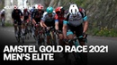 Amstel Gold Race 2021 Elite Men Highlights Cycling Eurosport
