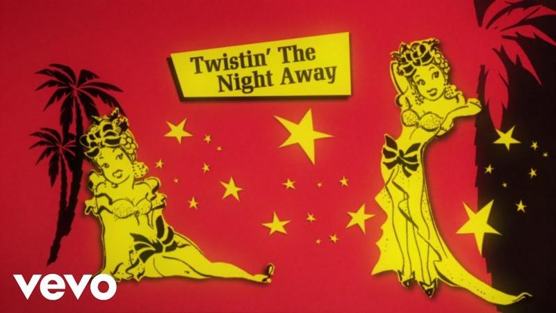 Sam Cooke Twistin' The Night Away Live Audio
