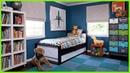 Дизайн Детской комнаты для Мальчика. Room design for boy