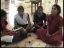 Православные индийцы в Калькутте, пение Честнейшую Херувим