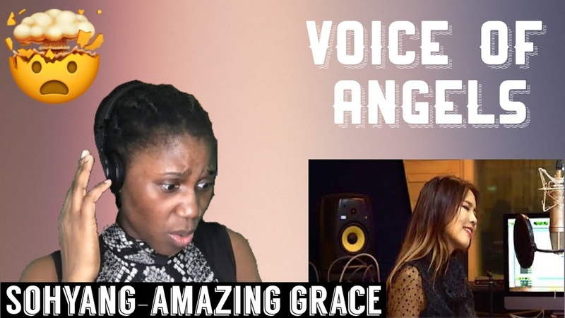 A CHRISTIAN REACTS TO SOHYANG SONG AMAZING GRACE So Hyang 소향 Amazing Grace 어메이징 그레이스