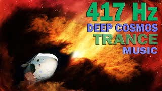 417 Hz Deep COSMIC MUSIC FOR BODY SPIRIT 2.5 hours of sound pleasant quiet launge trance chillout