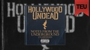 Hollywood Undead - Dead Bite Lyrics Video