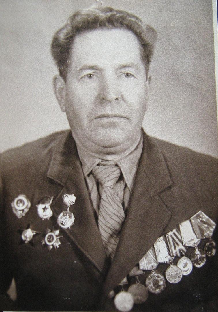 Пантелюхин Иван Семенович