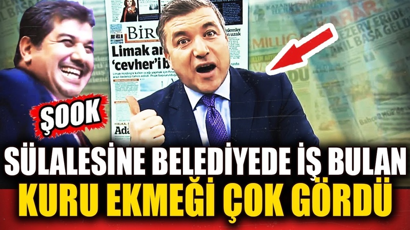 Halka Ekmek Yok Kendilerine Çok Çok! AKP ve MHP Ekrem İmamoğlunun Halk Ekmek Önerisini Reddetti!