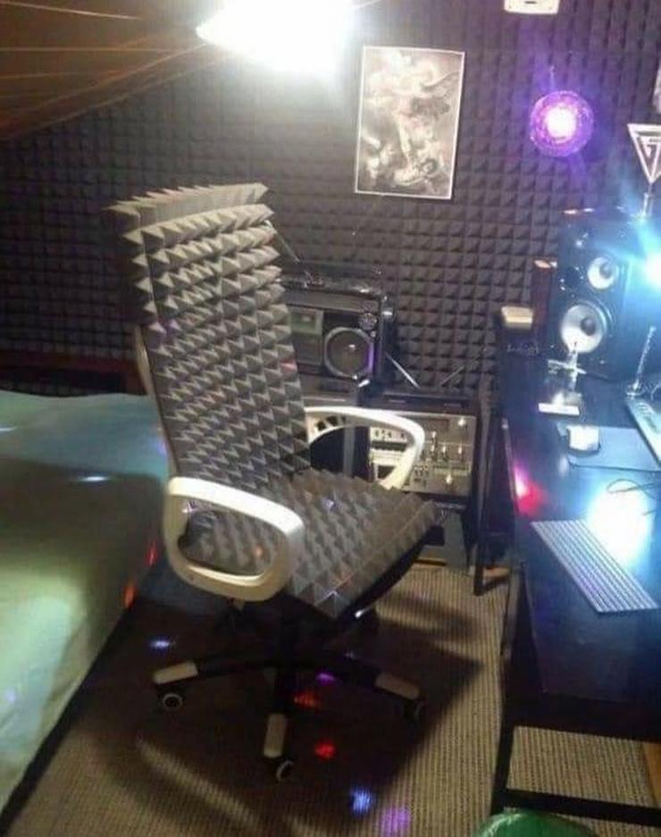 Звукоизоляционные панели -