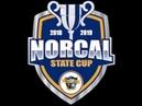 2019 U12 Girls NorCal Premier Soccer Champions Stanislaus United 07G vs Elite Soccer