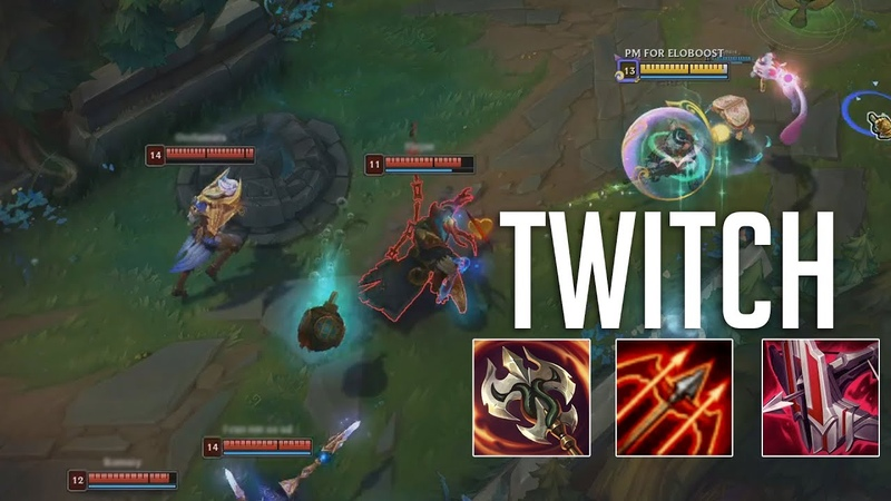 TESTING ITEMS ON TWITCH