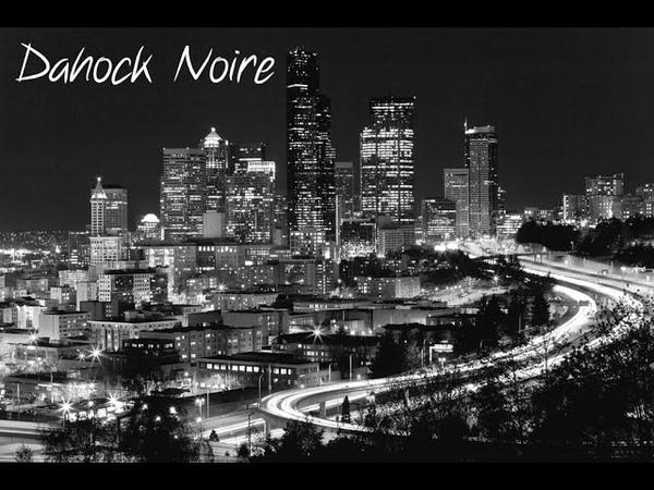 Dahock Noir Дама в красном Нуар Рассказ 1