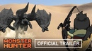 Monster Hunter The Movie, Reanimated. Trailer preview.