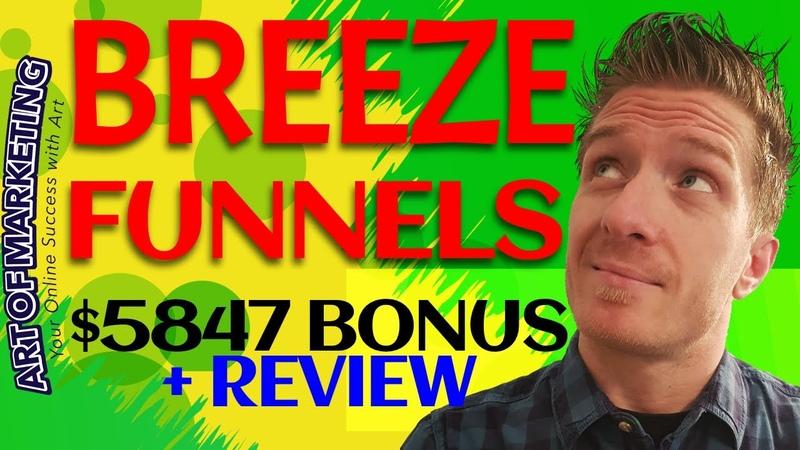 Breeze Funnels Review 🌊Demo🌊$5847 Bonus🌊 Breeze Funnels Review 🌊🌊🌊