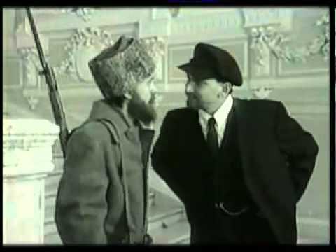Пародия на фильм «Человек с ружьём» (Игорь Угольников и Андрей Вансович)