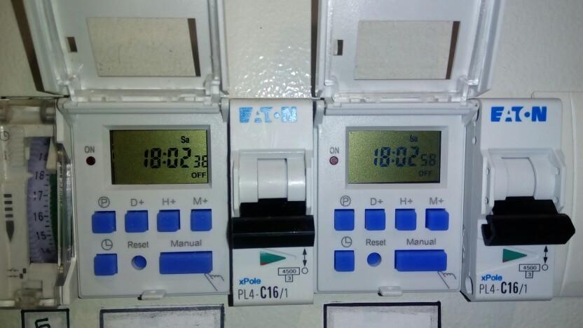 Программируемый контроллер-таймер для любых электро цепей