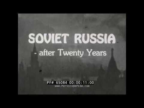 1938 VISIT TO SOVIET UNION SOVIET RUSSIA AMERICAN TOURIST HOME MOVIE KIEV KHARKOV MOSCOW 65084