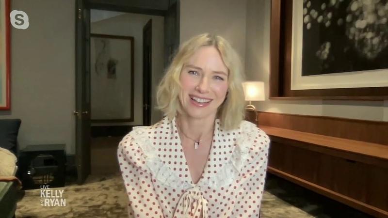 Naomi Watts Talks Penguin Bloom