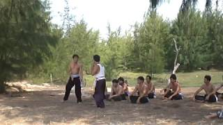 Сифу Лам Тхань Кхань школа Хонг За Куен( Хошимин)