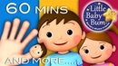 Learn with Little Baby Bum Finger Family Nursery Rhymes for Babies ABCs and 123s Cartoon