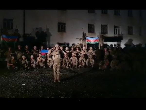 В эти минуты Армения отступает прямо от приграничных позиций не в силах помешать Армяне в панике