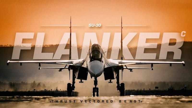Sukhoi Su-30 - Thrust Vectored Beast