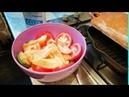 Как приготовить Овощи гриль на сковороде. готовим дома. хороший гарнир.
